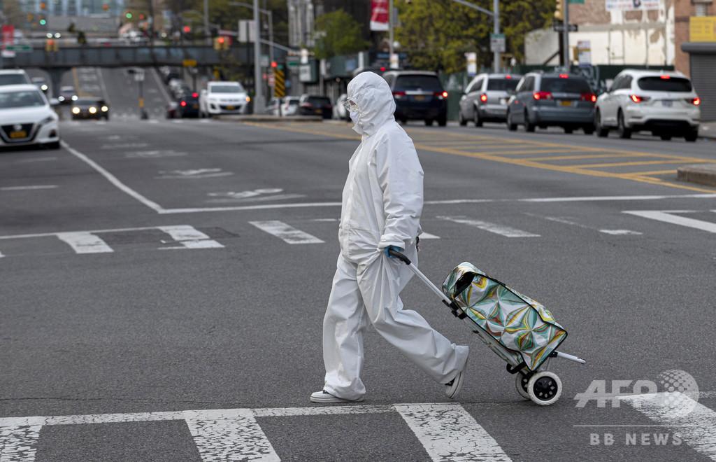 新型コロナ第2波、さらに甚大被害の恐れ 米CDC所長が警告