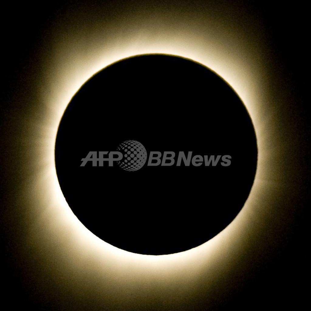 天文ファン心待ち、11日に南太平洋で皆既日食