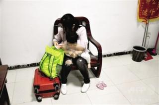 1歳の娘を5万元で売り、化粧品買う 河南省