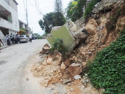 復興進まぬハイチに豪雨で洪水被害、23人死亡