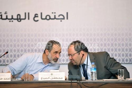 国際ニュース:AFPBB Newsシリア反体制派、暫定首相を選出へ 政府軍はレバノンに初の空爆か