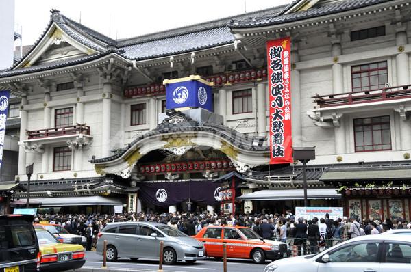 歌舞伎座、そろそろ見納め 13年に高層ビルへ