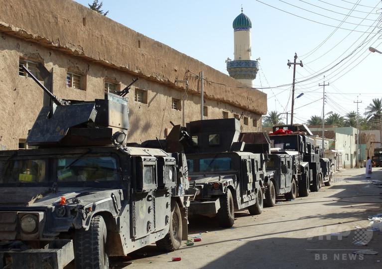 イスラム国、イラクで部族民40人以上を「処刑」
