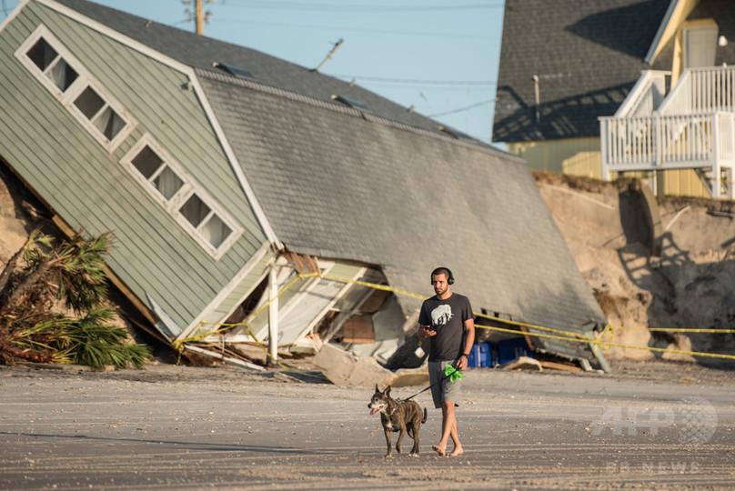 米フロリダ老人ホームで8人死亡 ハリケーンで停電続く