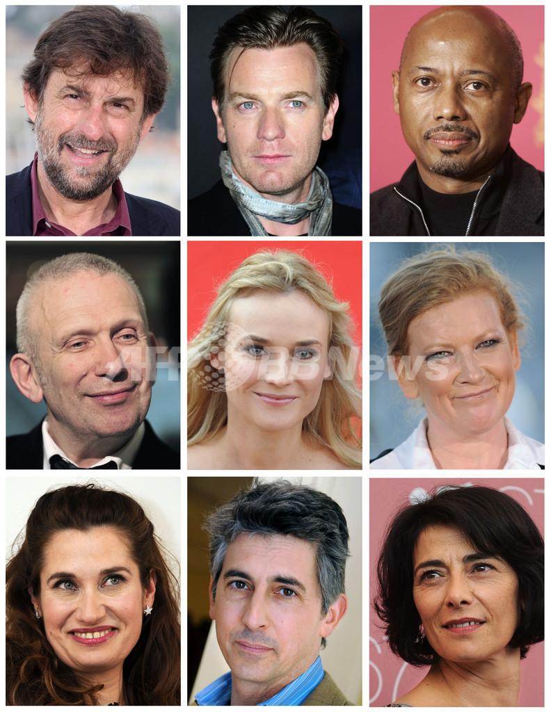 カンヌ国際映画祭、今年の審査員は?
