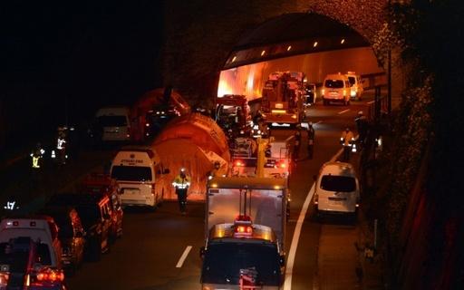 世界のインフラ老朽化に警鐘、笹子トンネル崩落事故