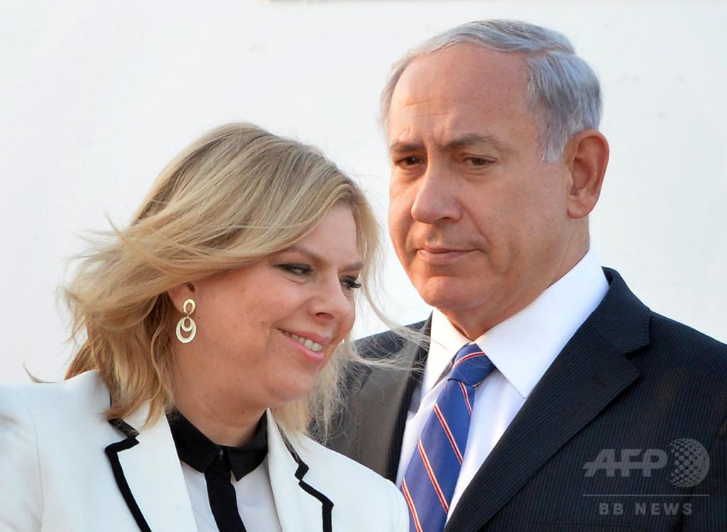 イスラエル首相夫人、空き瓶を返して得た金を着服?風刺画も
