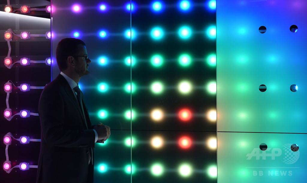 省エネLED、世界の光害拡大に拍車 研究