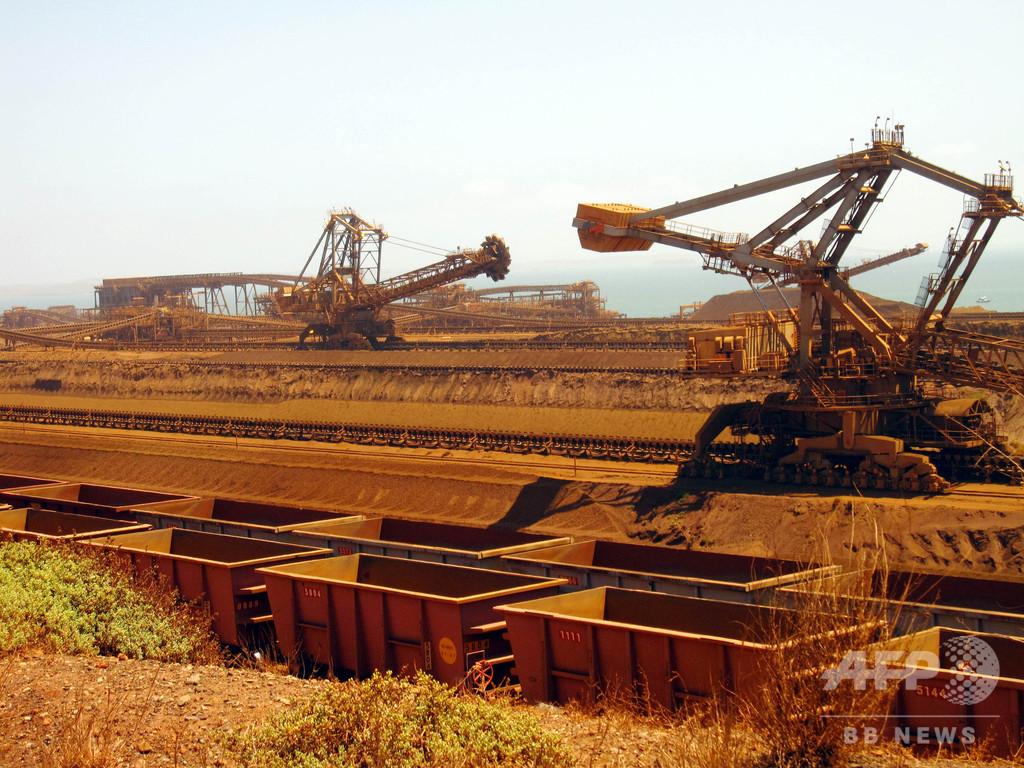 アボリジニ遺跡破壊、採掘業者CEOが退任へ
