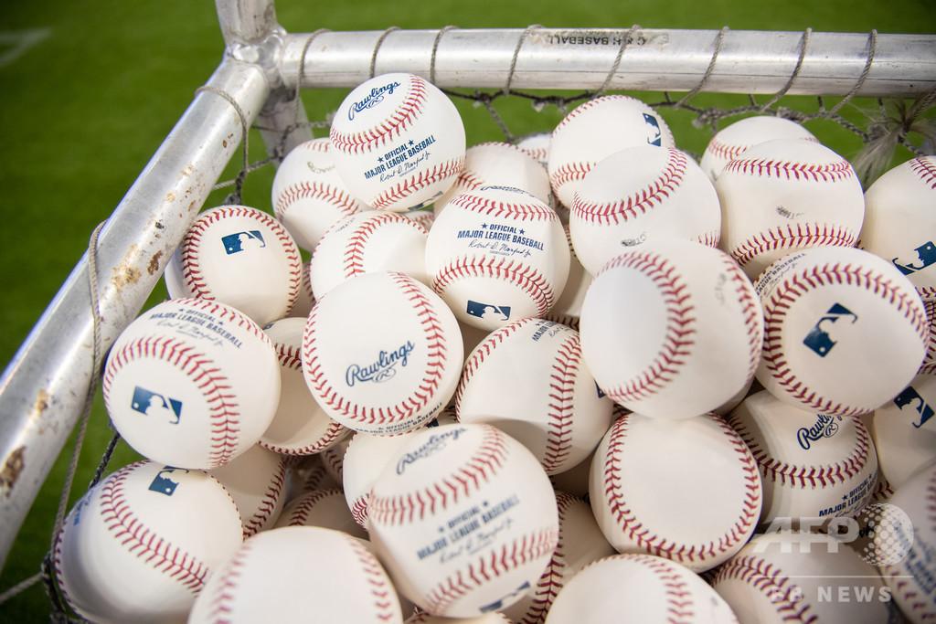 MLBと選手会が新たな契約条件に合意、今後は日程の再調整へ