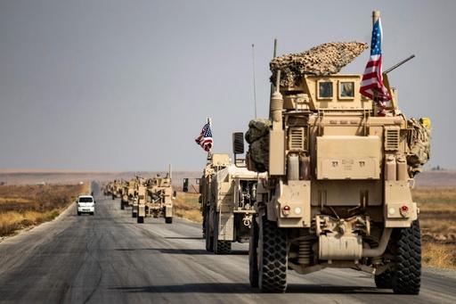 クルド部隊、シリア北部から引き揚げ 大規模撤収へ