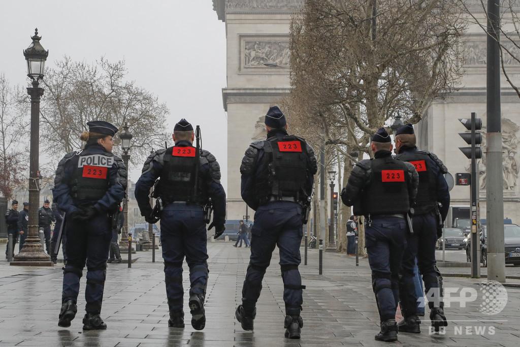 「襲撃」で仏警察署閉鎖… 襲ったのは「ノミ」