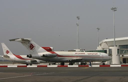 アルジェリア航空機が消息絶つ、西アフリカ上空