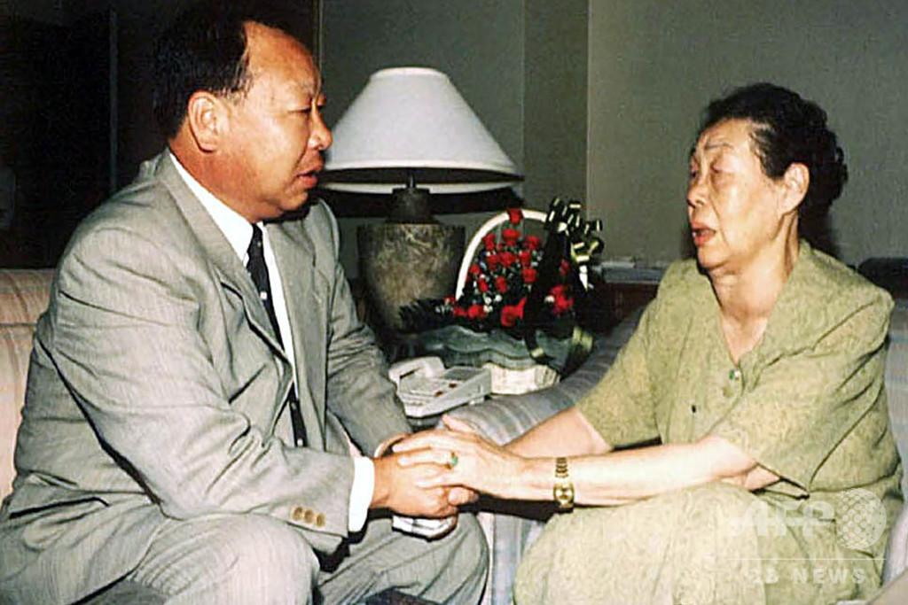 北朝鮮に帰順した韓国元外相の息子、汚名や経済難が動機か 知人証言