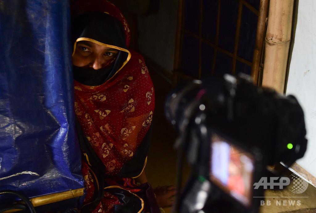 ロヒンギャ迫害、残虐行為の証言録を作る人々