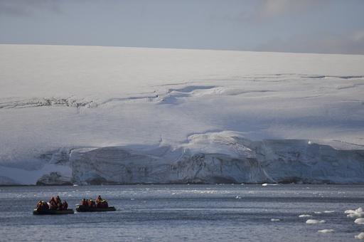 侵入生物種、気候変動に乗じて南極に定着 研究