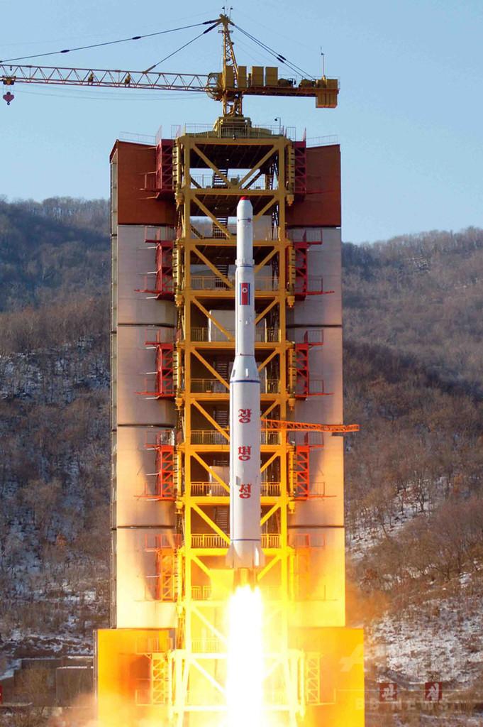 北朝鮮が「長距離ロケット」打ち上げ、国連安保理は緊急会合開催へ
