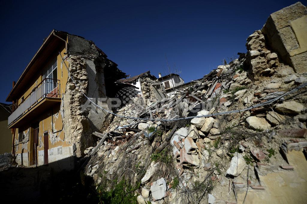 イタリア中部地震、地震学者ら7人に禁錮6年 求刑上回る判決