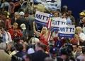 米共和党、ロムニー氏を大統領選候補に指名