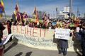 チベット制圧に中国への批判高まる 五輪ボイコットの声も
