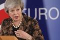 英首相、離脱協定案めぐる成果得られず EU首脳会議 議論続行を明言
