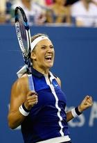 アザレンカ、3年連続の決勝進出目指し8強 全米オープン