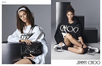「ジミー チュウ」2019年春夏キャンペーンに注目