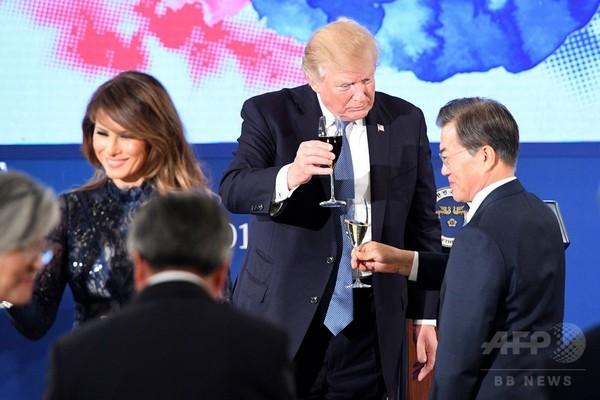 アメリカ外交の定石に回帰したトランプ日韓訪問