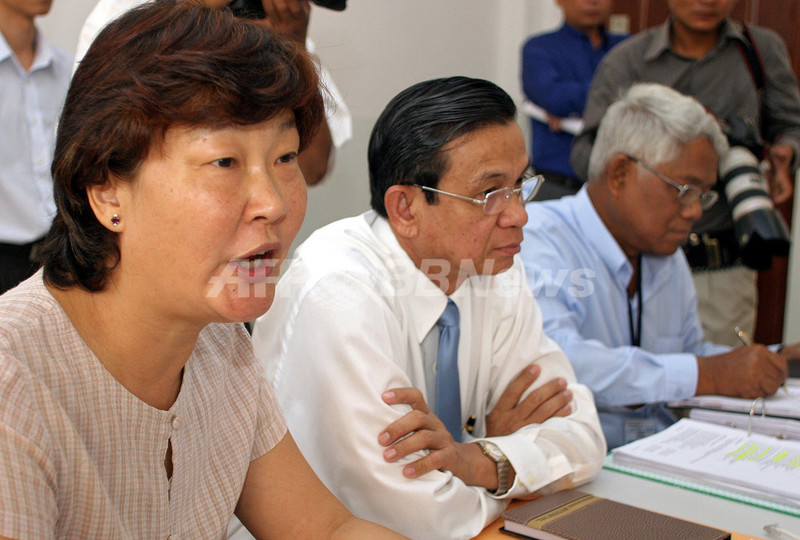 開廷遅れるポル・ポト派特別法廷、判事らが規定調整協議 - カンボジア