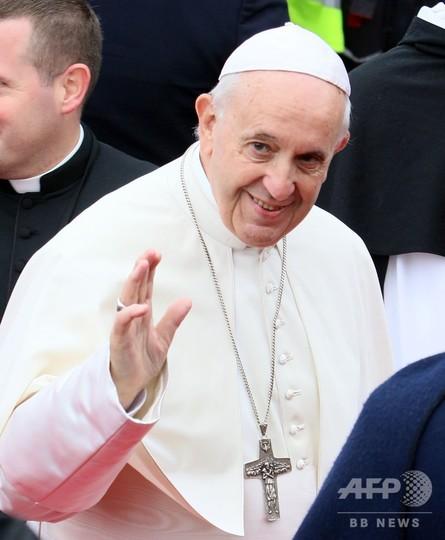 バチカン、司教任命めぐり中国と歴史的合意 中国任命の司教7人を承認