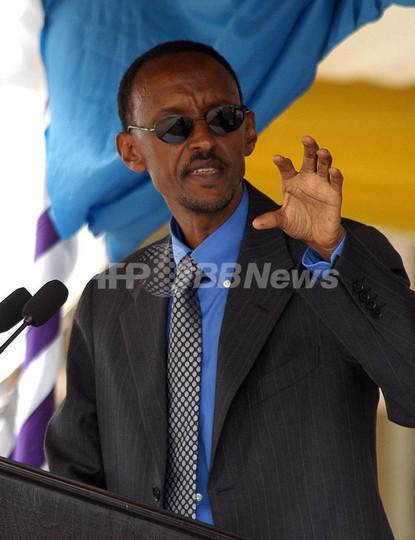 大虐殺から13年、大統領がフランスを再度非難 - ルワンダ