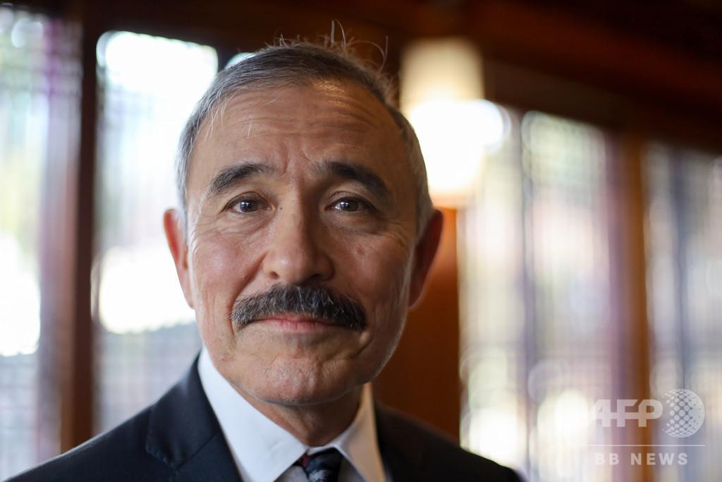 韓国、米大使の口ひげが物議 日本の朝鮮総督を想起