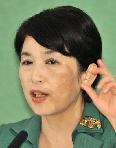 社民・福島党首、連立離脱を示唆 普天間移転問題で