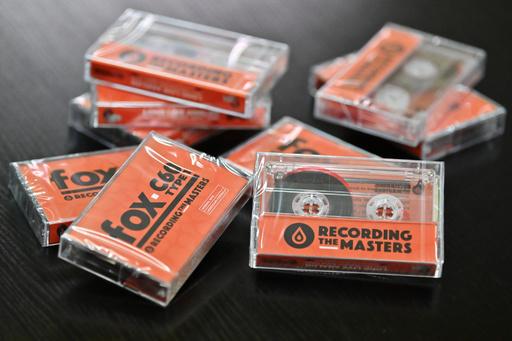 懐かしい空気に浸ろう! カセットテープの復活