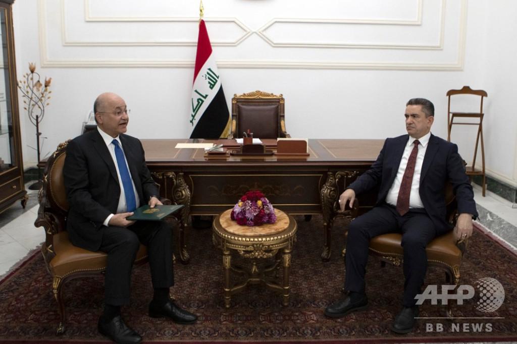 イラク大統領、新首相候補を指名 先行きは不透明