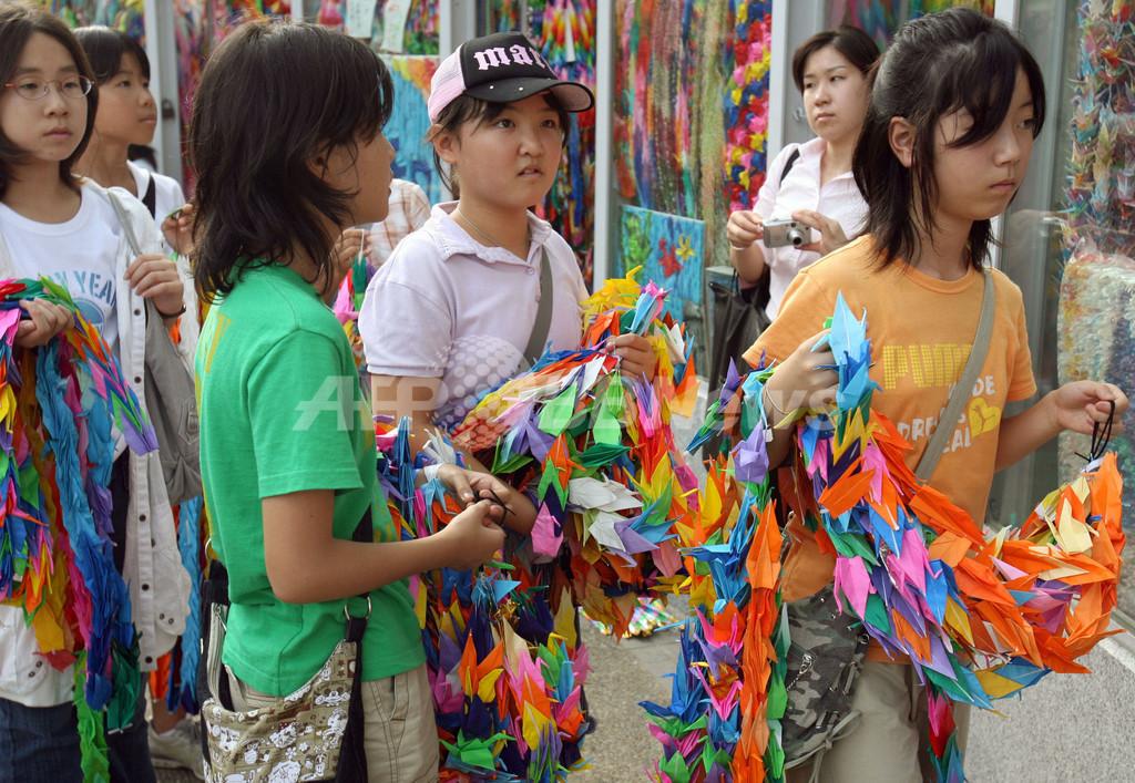 62回目原爆の日、広島市長は米国を名指しで非難