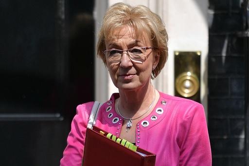 メイ英政権の重鎮が辞任、ブレグジット危機への対応に反発