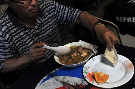 四旬節にはイグアナのスープを、ニカラグアで人気の食材