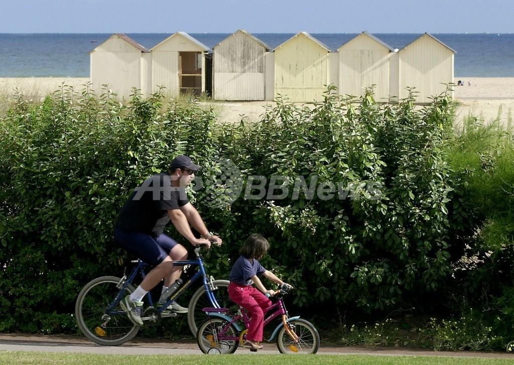 父親の年齢が上がると子どもの知能指数が下がる、研究