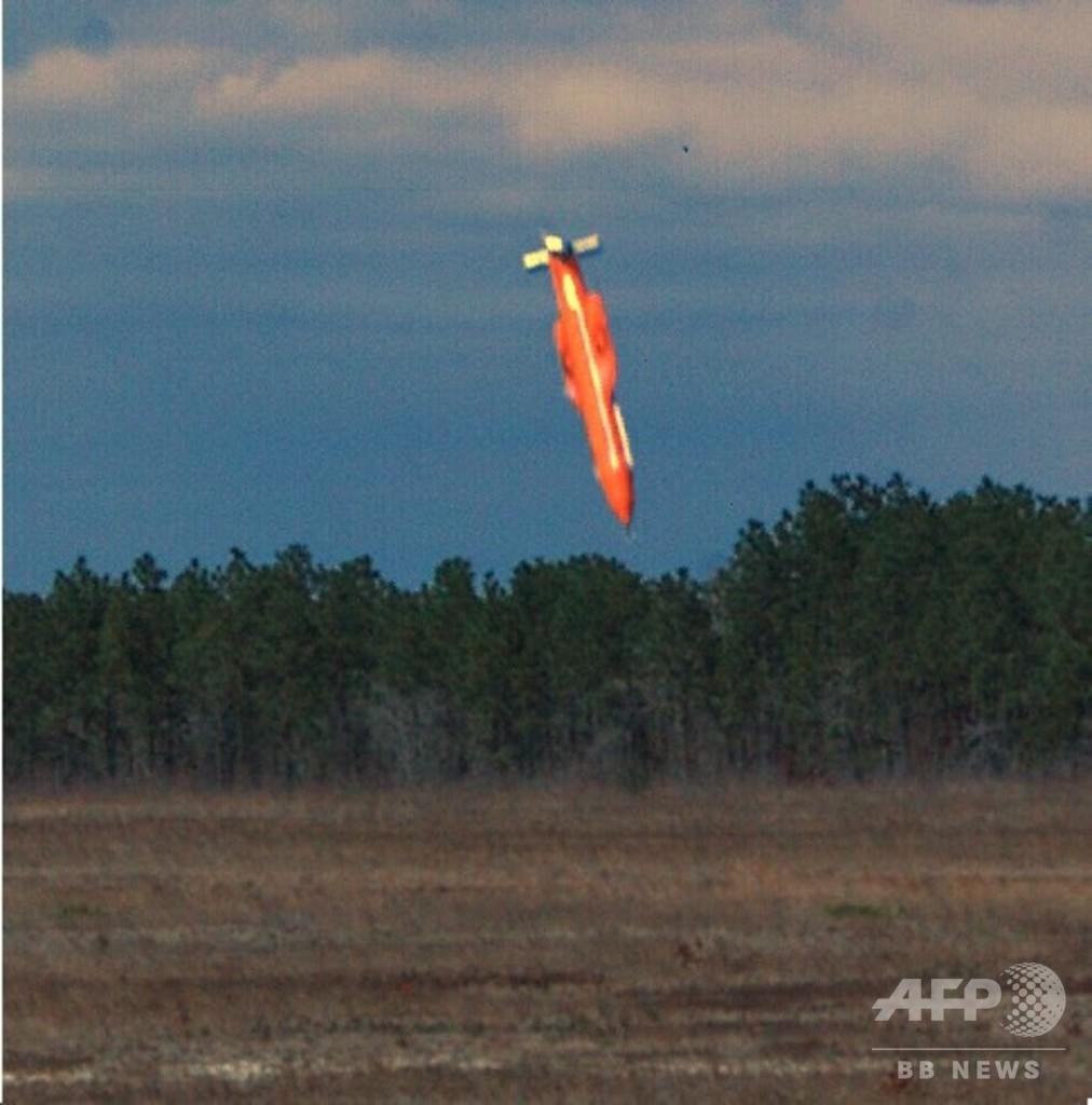 中国、「すべての爆弾の母」を実験 国営メディア