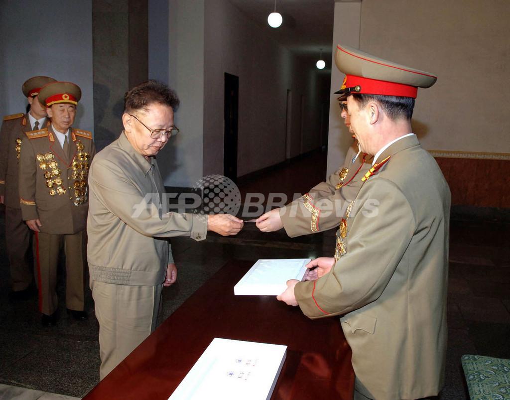 北朝鮮選挙、金総書記を信任100%で再選 投票率も100%