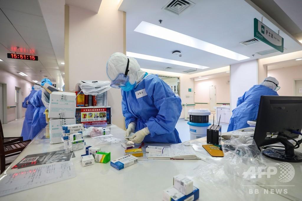 新型コロナ、妊娠中の母子感染「まれだが起こり得る」 中国研究