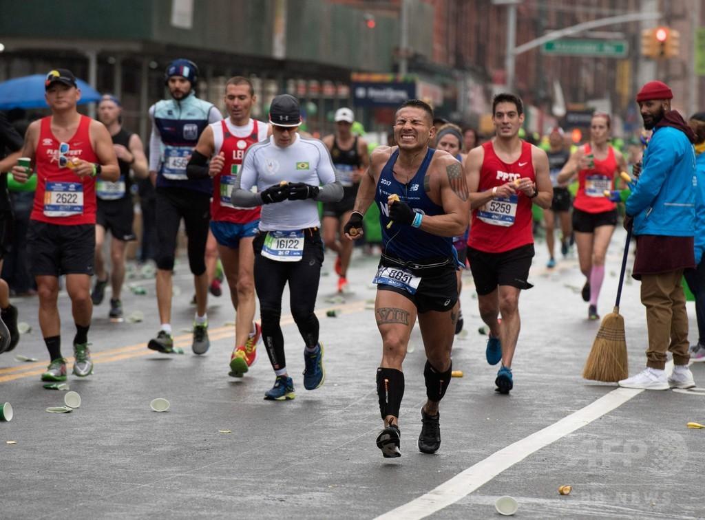 近づきつつある人体の限界、運動競技の記録更新より困難に