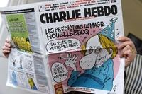 襲撃受けた仏風刺紙、特別号発行へ 大幅増の100万部