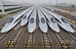 中国中車幹部「時速400キロの高速鉄道を開発中」