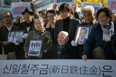 元徴用工訴訟、韓国最高裁が新日鉄住金に賠償支払い命じる