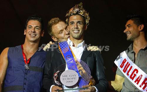 「ミスター・ゲイ・ヨーロッパ」大会、優勝はスペイン代表