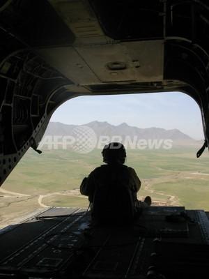 アフガニスタン国際治安部隊10人死亡、1日の死者数では最悪規模