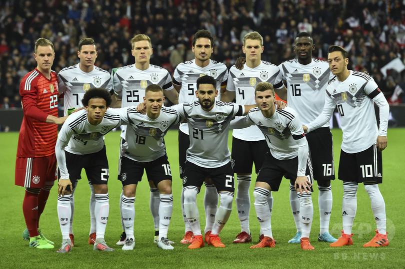 王者ドイツ、W杯連覇でボーナス1人4700万円 前回から増額