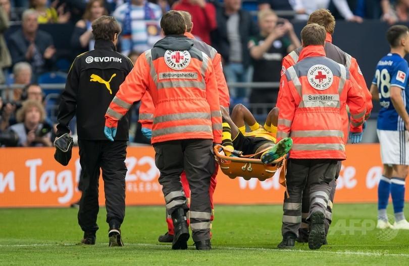 足首負傷のバチュアイーが今季絶望的に、W杯出場は可能性残す
